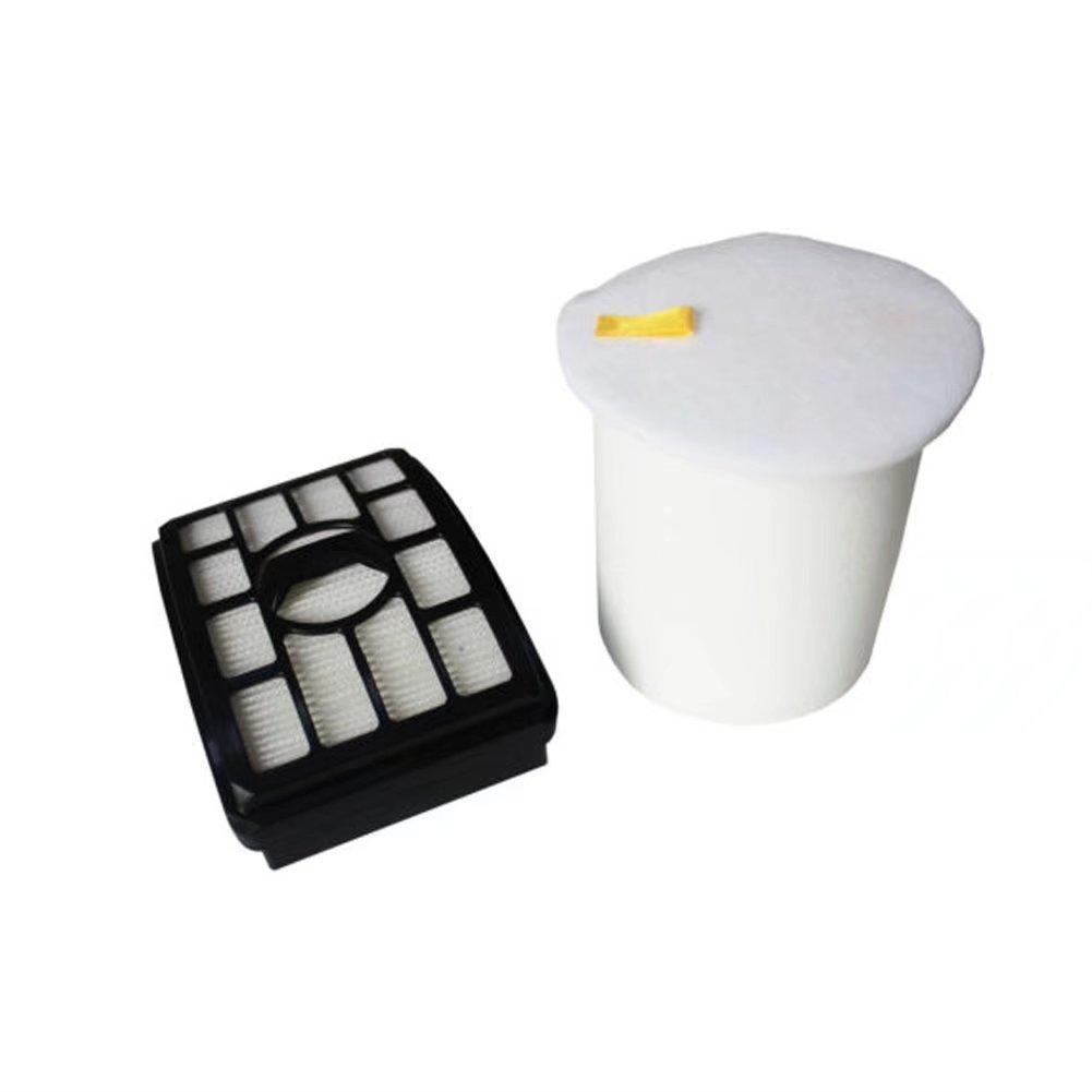 HonsCreat for Shark Rotator Powered Lift-Away Compatible Filter Set for models NV650, NV650W, NV651, NV652, NV750W, NV751/NV752 Vacuums. Replaces Part XFF650 XHF650 Filter Felt
