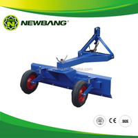 Rear Snow Blower Blade With Wheels