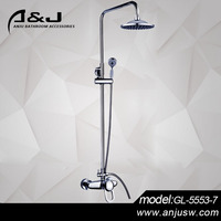 Bathroom Fittings Shower Faucets Bath Shower Taps Water Shower Mixer