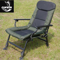 Adjustable Folding Carp Fishing Bed Chairs With Adjustable Legs