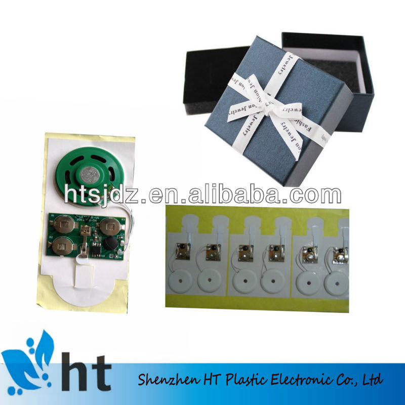 mini recordable sound modules for gift