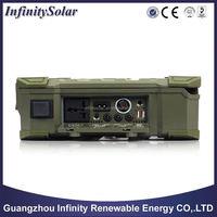 Mini solar generator 150W output power portable solar power system
