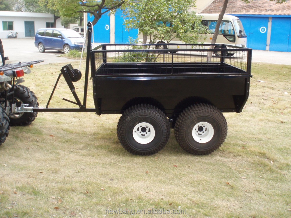 Quad Bike Trailer Buy Quad Bike Trailer Atv Quad Trailer