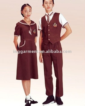 Seragam Sekolah Swasta 27