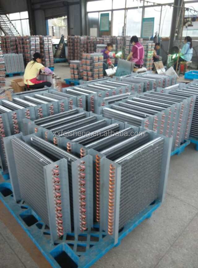 Stainless Steel Evaporator Coil Oem Condenser Refrigerated Counter Product On Alibaba