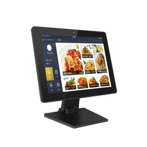 Stock square screen android 6.0 15 inch ips panel pos all in one pc android pos terminal machine