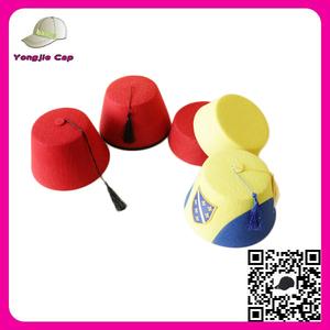 Cheap Most Popular fashionRed Tarboosh hat fashionTurkey Fez hats