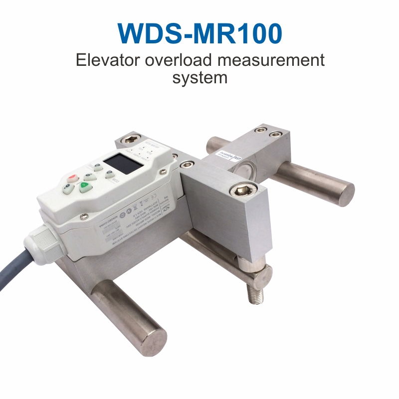 WDS-MR100 Elevator Weight Measuring Sensors and Lift Load Cell Control elevator overload measurement system