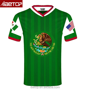 sneakers for cheap 92819 529c6 Custom Latest Top Thailand Quality Mexico Club America Soccer Jersey With  Custom Logo - Buy Latest Top Thailand Quality Soccer Jersey,Custom Football  ...