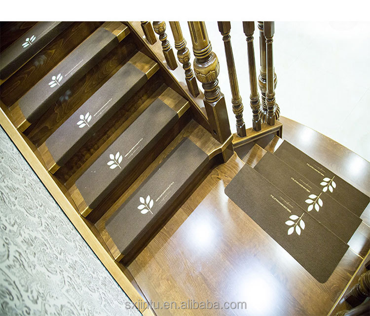 luxury led light stair runner glow carpet