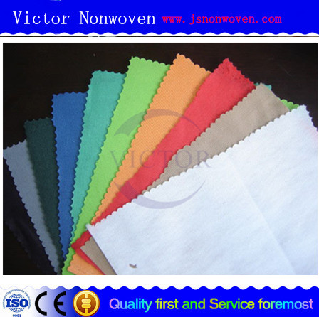 Sports shoes rpet stitch bonded nonwoven fabric