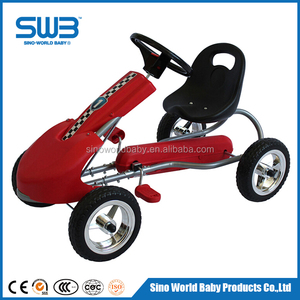 Buy pedal cheap chinese cooler low price go karts, 1 seater types of go karts
