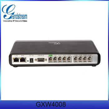 Grandstream GXW4008 IP Analog Gateway Driver for Windows 10