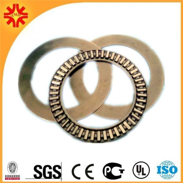 Flat thrust needle roller bearings AXK1024