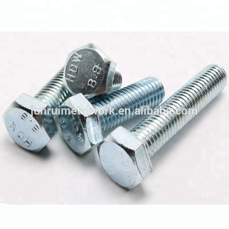 15 M12-1.25 x 30 Hex Flange Bolts Class 10.9 JIS Zinc Clear M12x30 Fine Thread BoltsandNuts.com