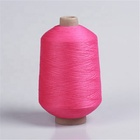 75D/36F/2 100% elastic polyester yarn for socks knitting
