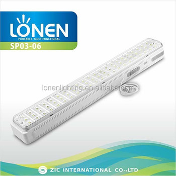 Lonen Super Bright 66 Smd Rechargeable Led Solar Emergency Lamp ...