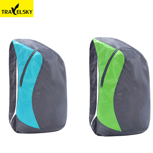 1355602 Travel lightweight polyester waterproof backpack bag/foldable shopping bag