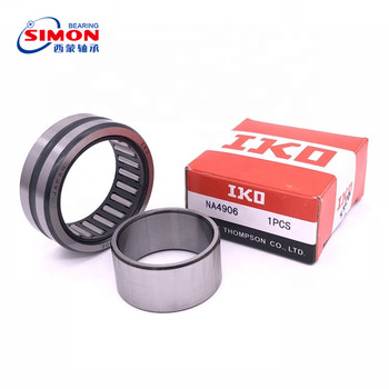 Professional agent iko brand needle roller bearing NK40/30 for machine