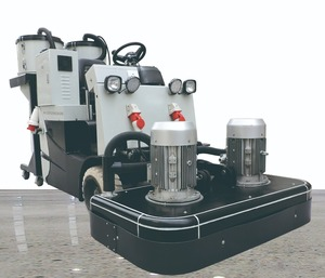 Raizi 1550mm 11kw*2 Ride on planetary Concrete Floor Grinder polisher