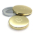 Silver Metal Lids For Glass Candle Jars