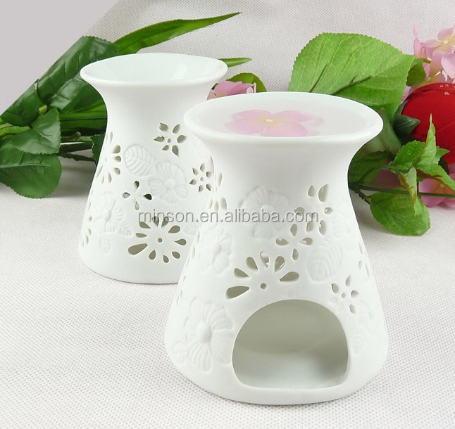 2015 New Style Scented Oil Burner Essential Oil Reed Diffuser Aroma Candle Holder