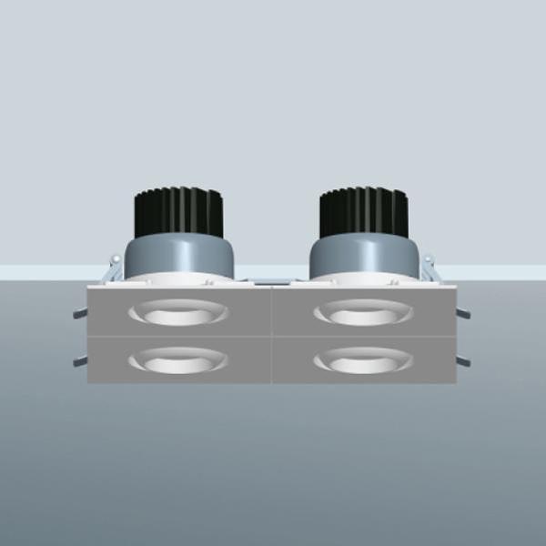 New Products Pin Light Housing Led Down Light Housing Cob Led Down ...