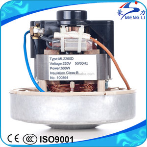 12V 24V Compact DC Vacuum Motor for Handheld Vacuum Cleaner (ML-D)