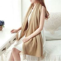 Fashion Soft Comfortable Girl Lady Soft Long Scarf Pashmina Wrap Shawl Scarves
