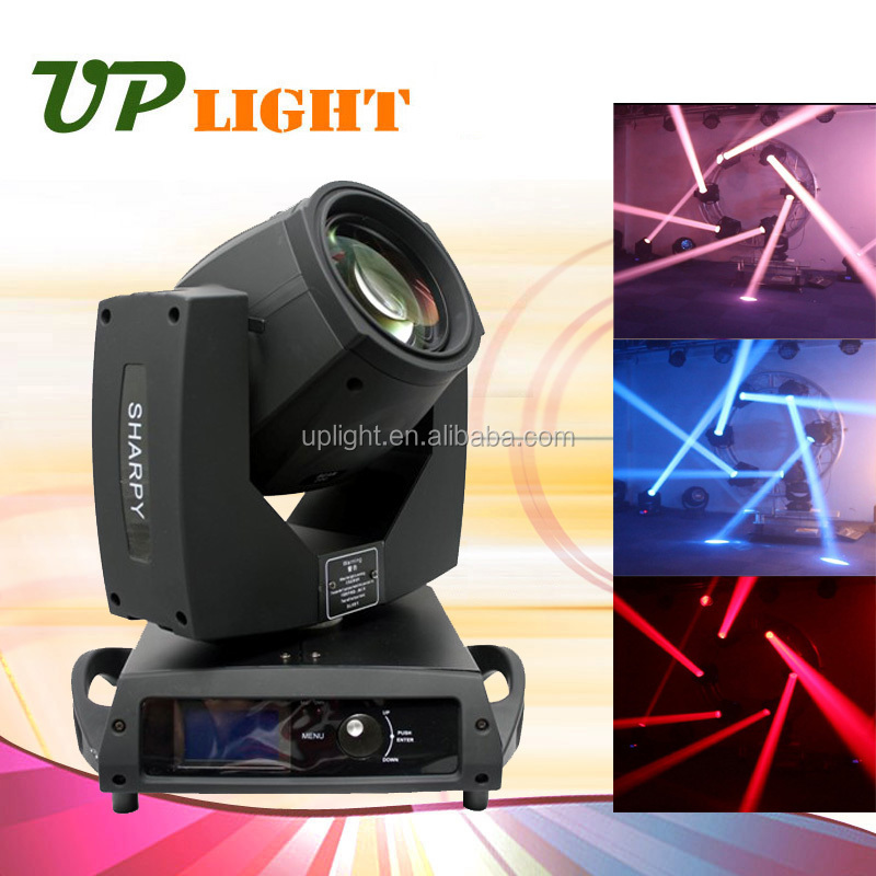 Professional for concert DMX 512 18CH sharpy beam moving head light