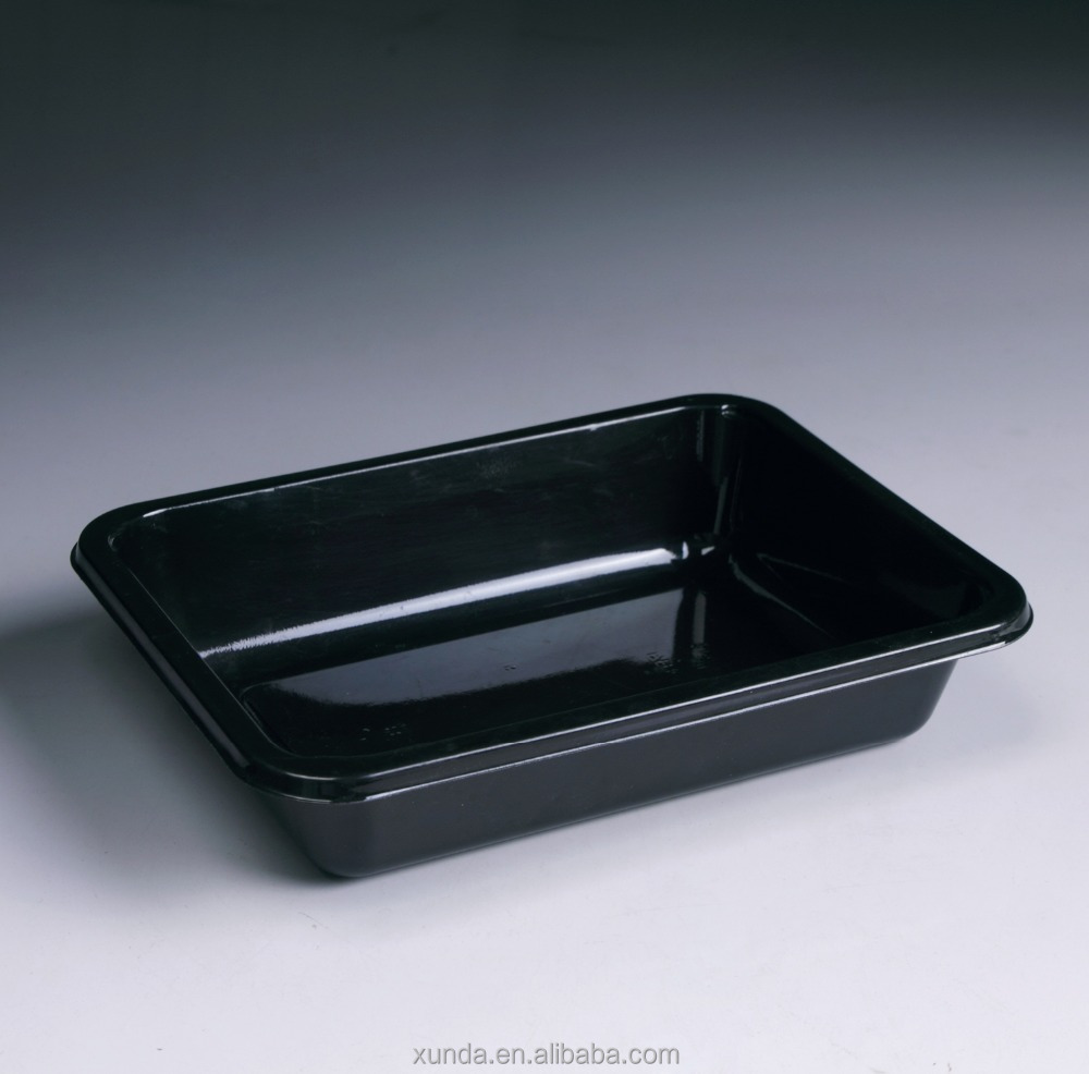 Black Plastic Microwave Food Container Supplieranufacturers At Alibaba