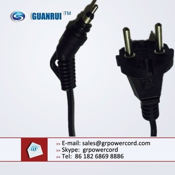 2 Prong Dryer CordDryer Extension CordSwivel Power Cord Hair