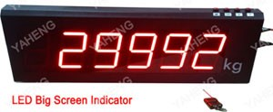 Simple Indicator For bench Scale from Ningbo China