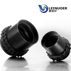 Cheap price plastic connector nylon conduit fitting for pvc coated metal hose