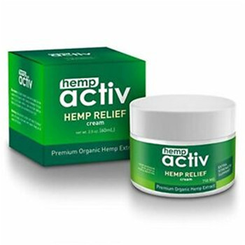 Free Samples OEM ODM Relieve 750mg Natural Hemp Pain Relief Hemp Cream With Hemp + MSM + Arnica + Menthol