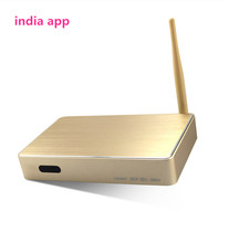 India IPTV BOX V3 With India APK 378+Free India Pakistan USA English  Channels Android TV Box Support XBMC FREE TEST