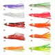 fishing lure soft bait Octopus skirt soft Octopus Lures used for fishing