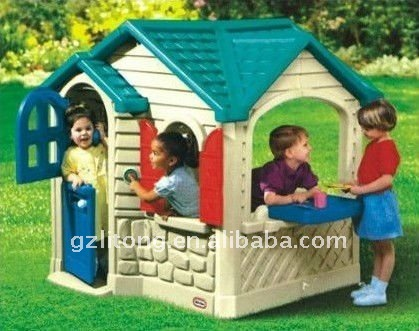 Kids Plastic Play houses May25c