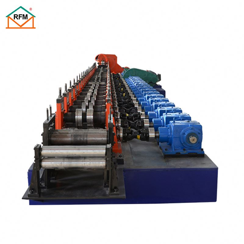 Pv Pole Mount Solar Beugel Panelen Roll Forming Machine