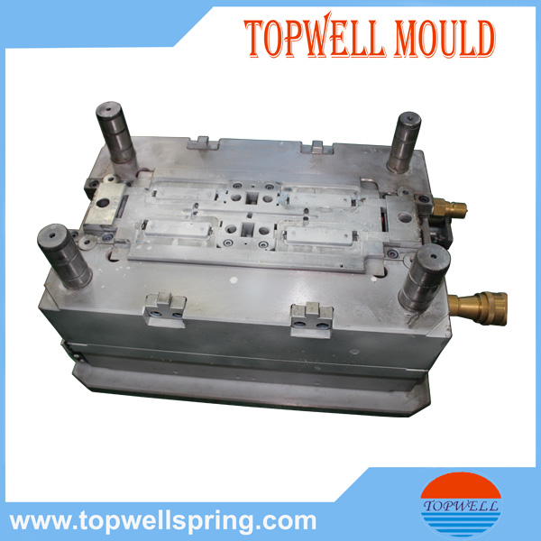 Professional pos case mould&mobile pos plastic case molding and plastic telephone housing mould in china suuplier