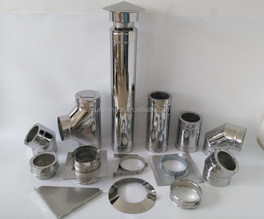 Chimney Flue Pipe, Chimney Flue Pipe Suppliers and Manufacturers ...