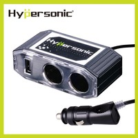 Hypersonic HP2690-3 car cigarette auto cigar lighter socket