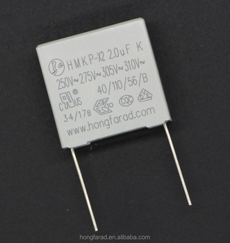 CBB62B Metallized polypropylene film A.C. capacitor for capacitive divider MKP-B