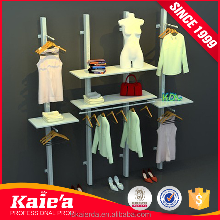 Fashion <strong>retail</strong> clothing store furniture from Kaierda