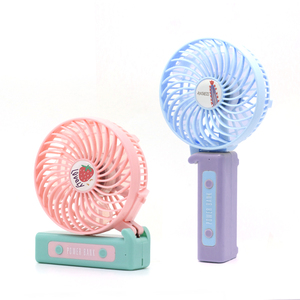 Foldable Cooling Products Adjustable Speed Control Cooler USB Mini Desk Fan