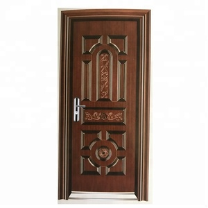 Indian factory direct front exterior entry main entrance photos interior steel security door design