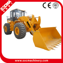 High quality 5 ton wheel loader