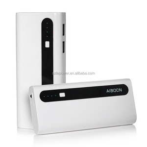 High capacity Aibocn 10000 mAh External Battery Power Bank