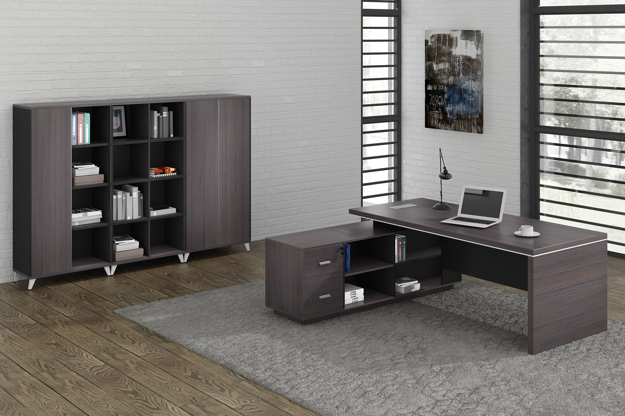 Modern Modular China Guangdong Executive Ceo Desks Set Specifications Exclusive European Office Furniture