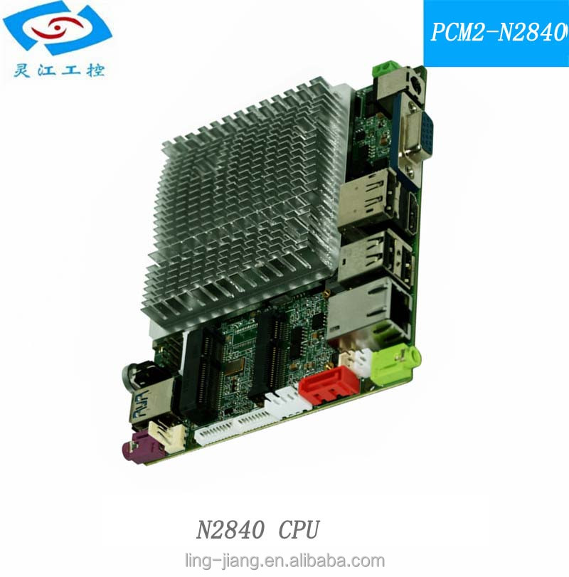 Industrial Motherboard With LAN VGA/DP SATA am3 socket motherboard